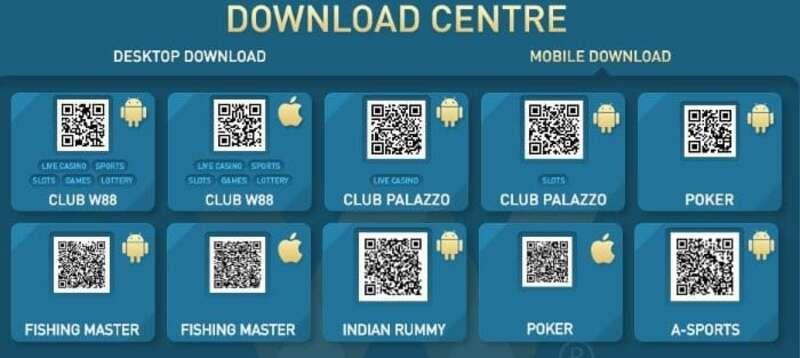 วิธีติดตั้ง Club W88 App Download ไว้บนมือถือ